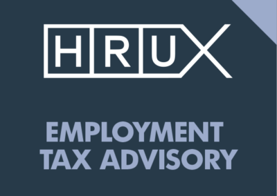 Employment tax advisory Services